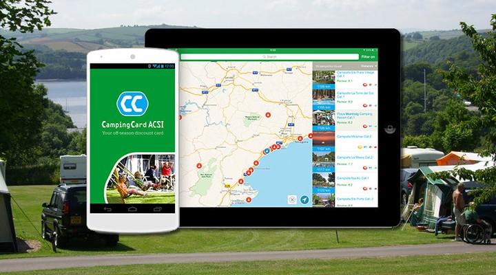 ACSI Camping App
