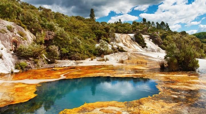 Rotorua Nieuw-Zeeland
