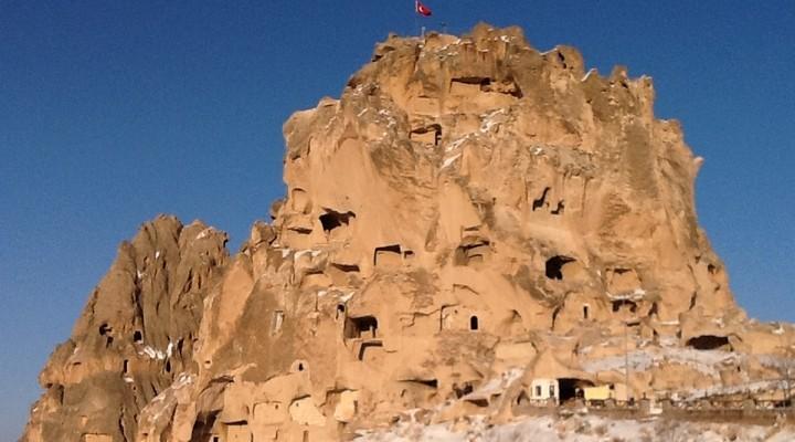 Kaymaki, de onderaardse stad