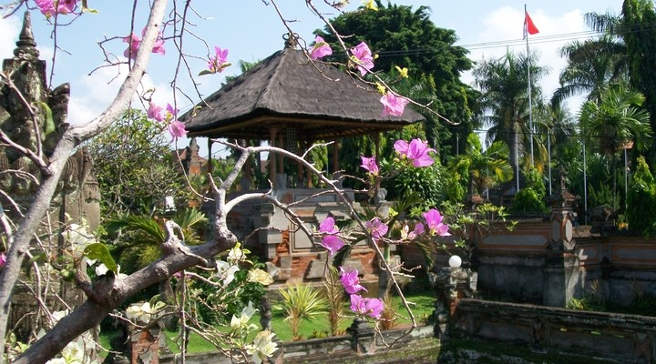 Tuin in Klungkung