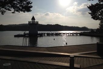 Frans park Le Lac d'Ailette is vernieuwd