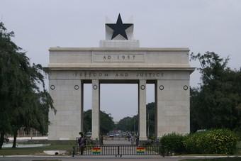 Een maand in Ghana