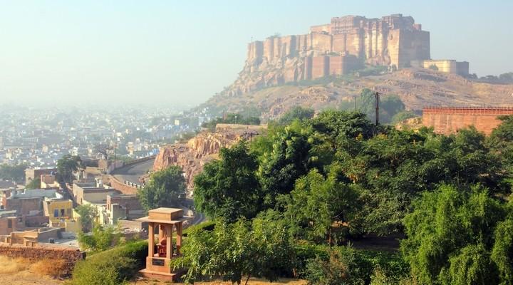 Jodhpur in India