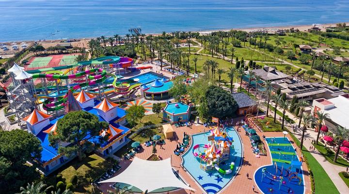 De droom van ieder kind: een hotel met waterpark!