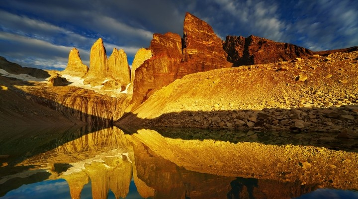 Nationaal Park Torres del Paine