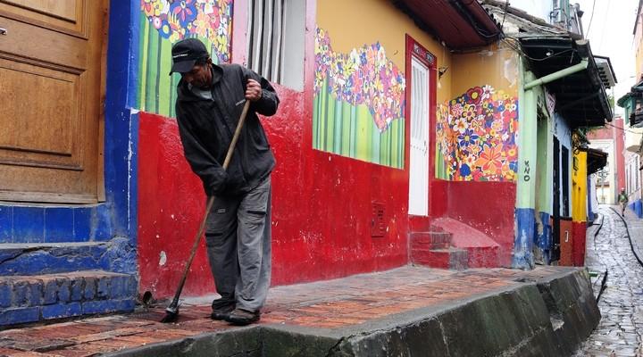 Wijk La Candelaria, Bogota
