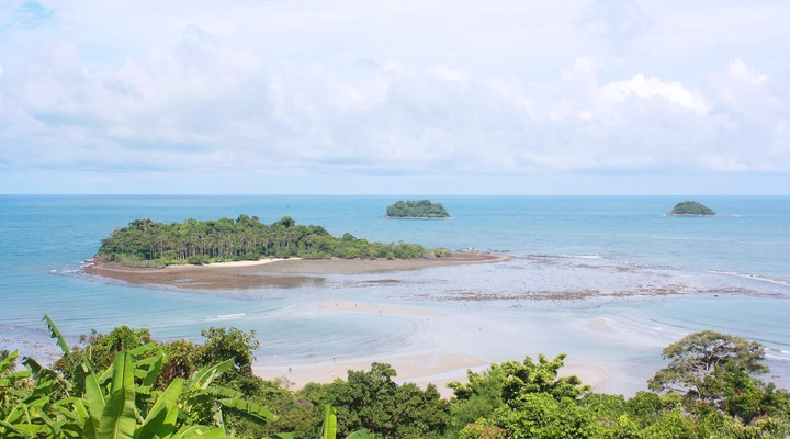 Koh Chang, provincie Trat in Thailand
