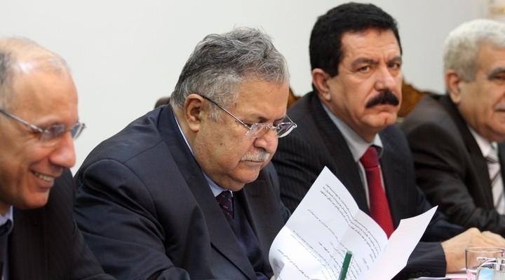 President van Irak Jalal Talabani