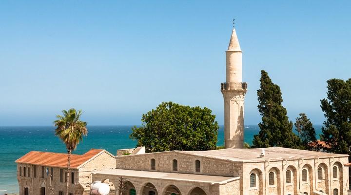 Touzla moskee, Larnaka