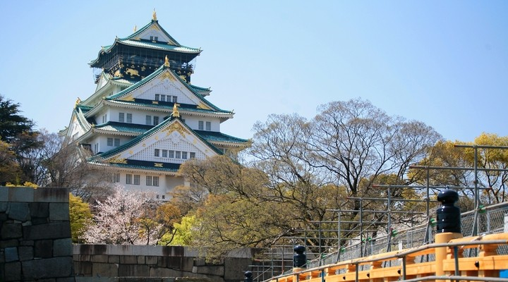 Osaka op Honshu