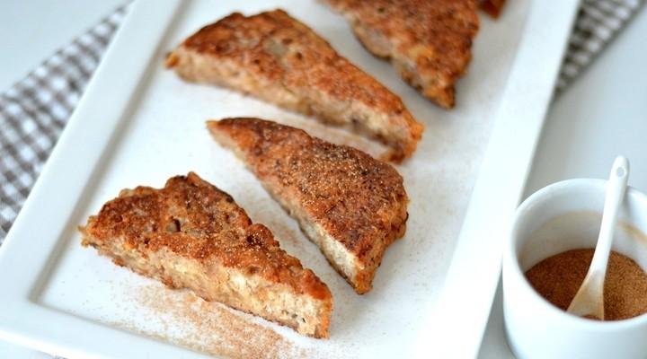 Friese wentelteefjes van suikerbrood