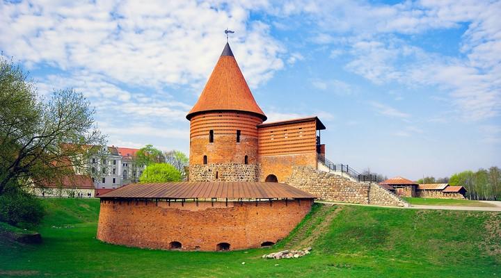 Kaunas Kasteel in Kaunas, Litouwen
