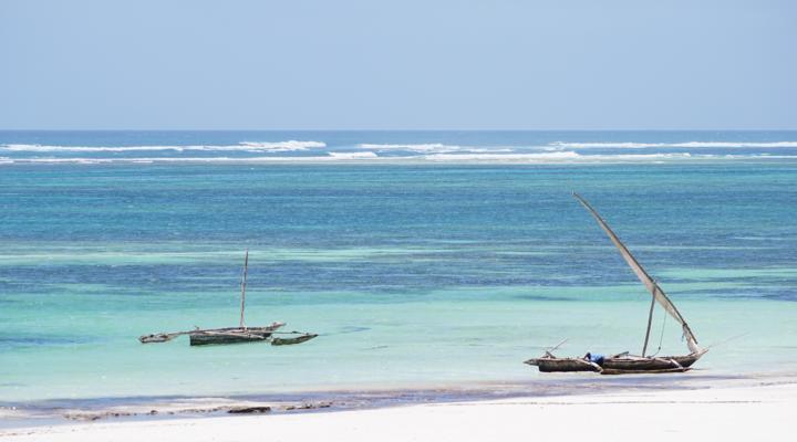 Het perfecte strand voor de waterliefhebbers