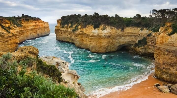 Geweldige plek aan zee in Australie