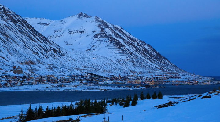 Midzomernachtzon, IJsland