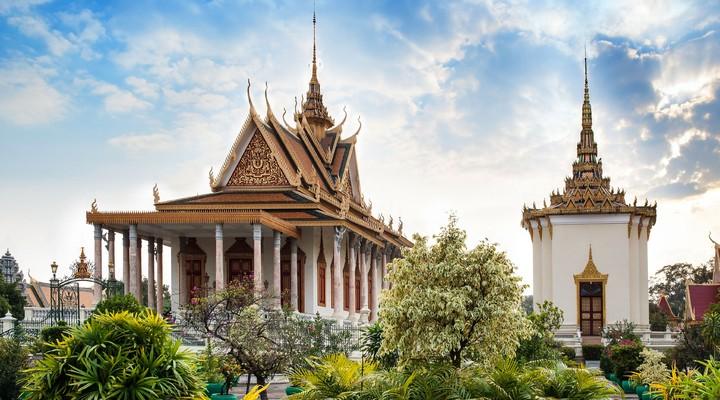 Zilveren Pagoda, Koninklijk_Paleis,_Phnom_Penh