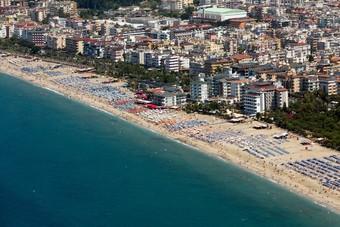 De Turkse kust