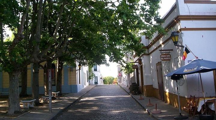 Colonia del Sacramento in Uruguay