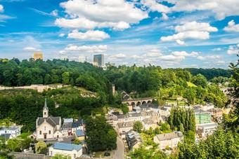 Luxemburg-stad en Vianden