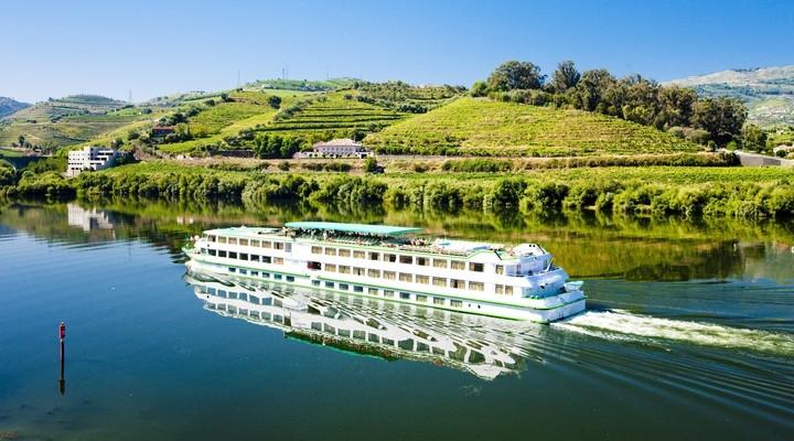 Boottocht door de Douro vallei