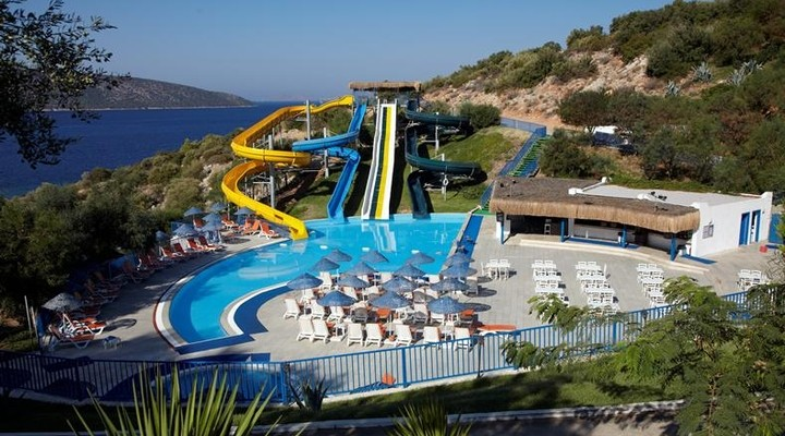 Zwembad Bodrum Holiday Resort