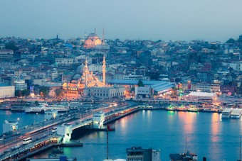 Stedentrip Istanbul met Corendon