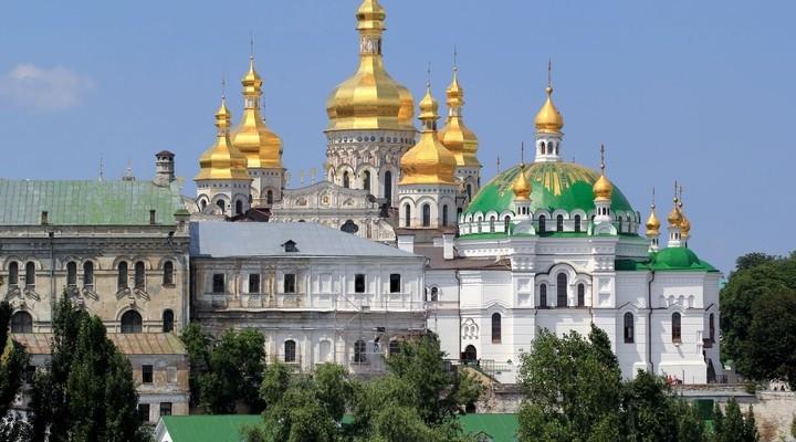 Kasteel Kiev, hoofdstad Oekraine