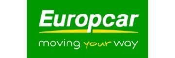 Logo van Europcar