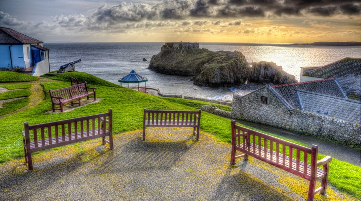 St Catherines Island Wales