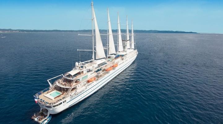 Club Med 2, prachtig zeilschip