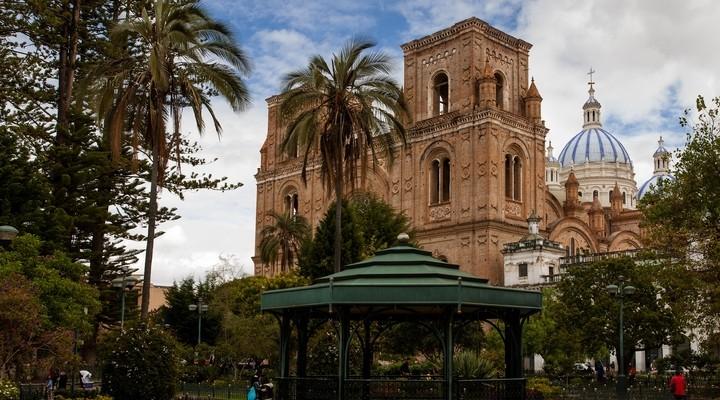 Kathedraal de la Inmaculada Concepcin, Cuenca
