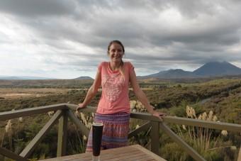 Reis door Nieuw-Zeeland met ma