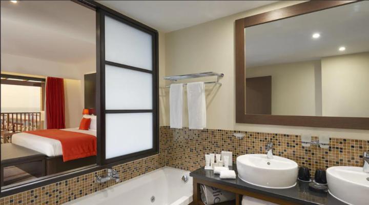 Badkamer van Grand Suite