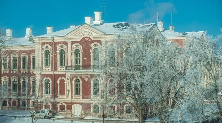 Paleis van Jelgava, Letland