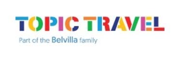 Logo van Topic Travel Vakantiehuizen