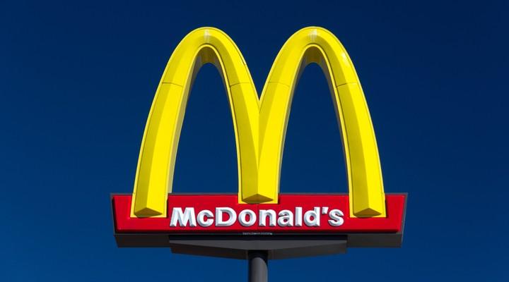 McDonald's zal je in Albanië niet vinden.