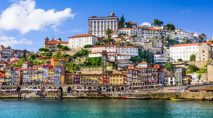 Het kleurrijke Porto