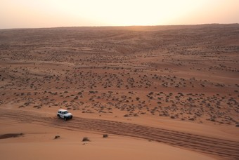 Rondreis door Oman