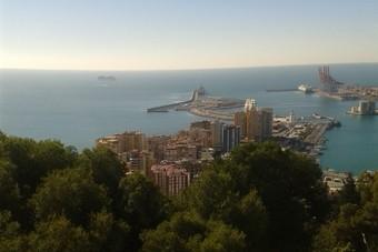 Citytrip Málaga met mijn zus