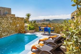 Mooie farmhouses op Gozo van Eliza was here