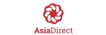 Logo van AsiaDirect