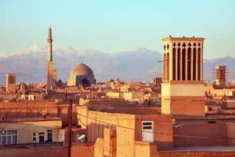Nieuwe reis bij Djoser van Shiraz naar Tasjkent