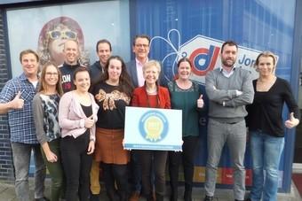 De Jong Intra wint Reisgraag Award 2017