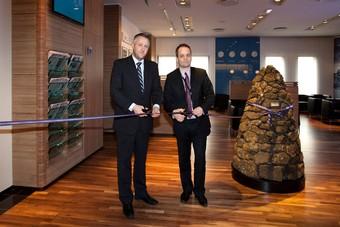 Nieuwe lounge voor Icelandair