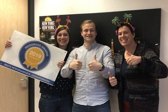 Simi Reizen wint Reisgraag Award 2019