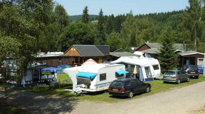Camping Harrachov, Tsjechië