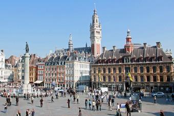 NS Hispeed gestart met directe treinverbinding tussen Amsterdam en Lille