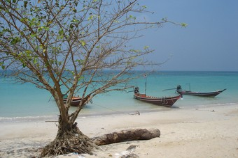 Mooi strand in Thailand