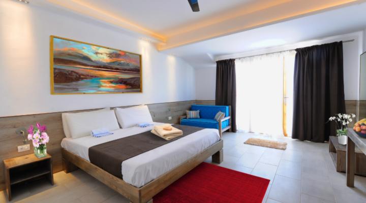 Standard Guest room van Standard Guest room
