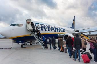 Meer Ryanair vluchten vanuit Eindhoven